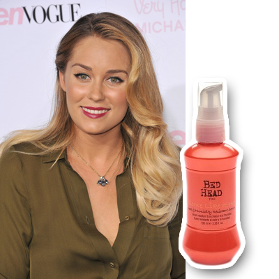 4 hot holiday hairstyles inspired by our girl lauren conrad girlslife give yourself a side part then divide your hair into 2 layers and pin the top layer up to keep it out of the way solutioingenieria Choice Image