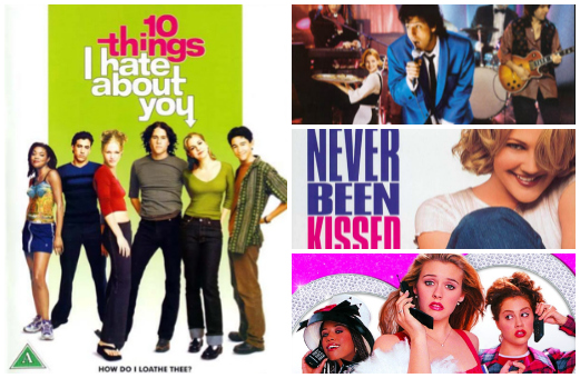 Classic '90s teen movie marathon sleepover - GirlsLife