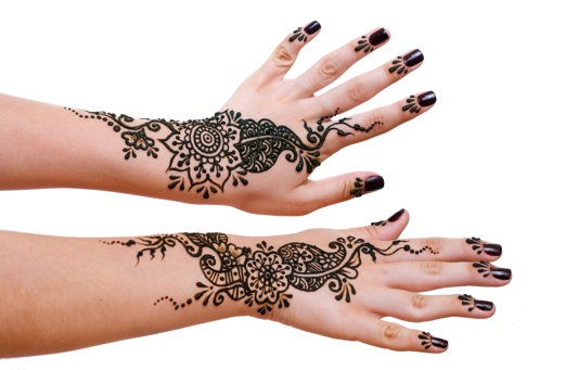 Mehndi Party Activities : We found the perfect activity for your next party: henna! girlslife