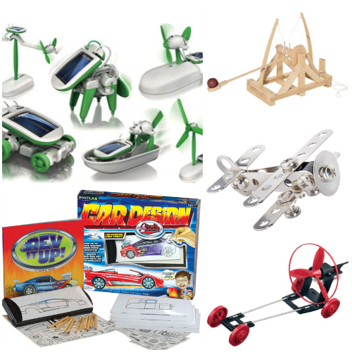 Toys For Techies : Make build learn cool techie toys to give this year