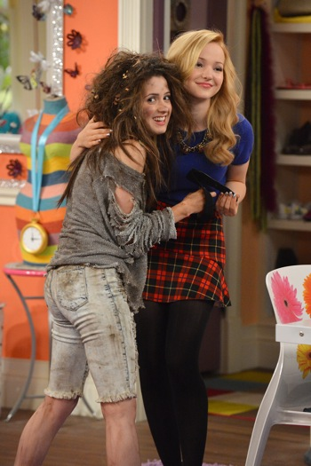 Laura Marano joins the cast of Liv and Maddie . What the ...