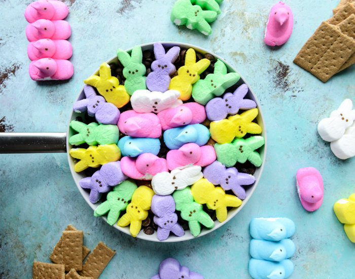 Peep* these delish recipes starring your fave Easter treat - GirlsLife