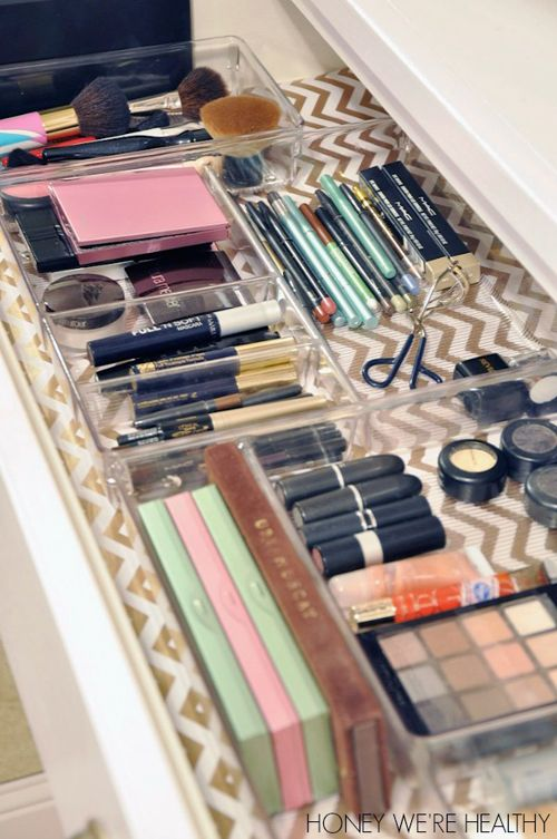 STYLE & Amp up your makeup storage with these 5 organizational tips - GirlsLife