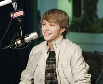 Sterling Knight: Celebrity Take With Jake - GirlsLife