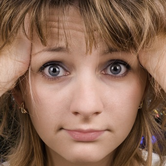 Hide My Huge Forehead Girlslife
