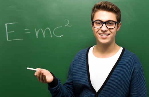 dating the nerdy guy