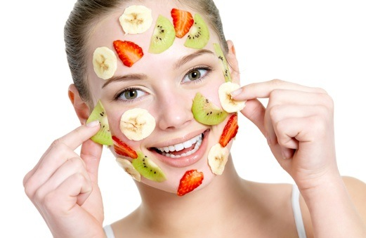 Fruit Pack for clear skin