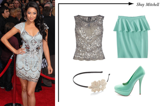 3 V Day Date Outfits Inspired By Cover Girl Shay Mitchell Girlslife