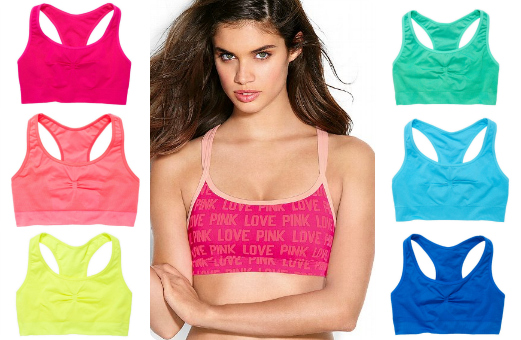 0c970f8515241 FITNESS · Wellness. 6 bras to support your girls