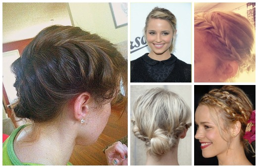Quick And Pretty Short Hairstyles Girlslife