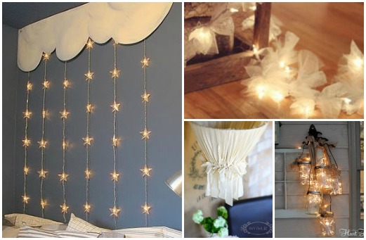 Redo Your Room Pretty Ways To Light Up Your Space Girlslife