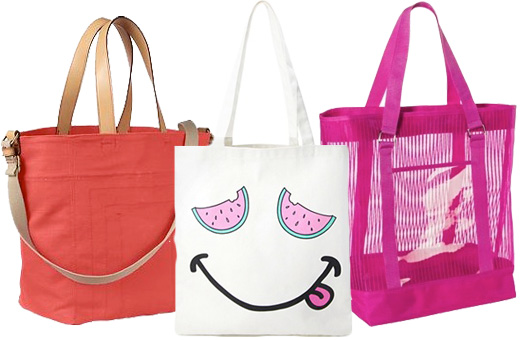 So Cute Beach Bags You Can T Go Hit The Sand Without