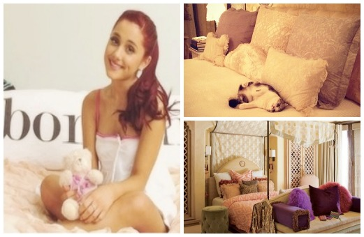 Room Makeover! 5 Adorbs Celeb-inspired Bedrooms