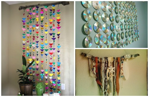 Diy Bedroom Art] 76 Brilliant Diy Wall Art Ideas For Your Blank ...