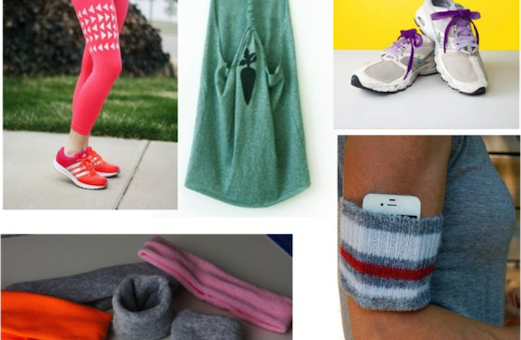 DIY your own workout clothes! - GirlsLife