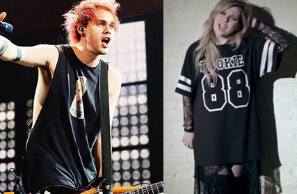 Abigail breslin dating michael clifford