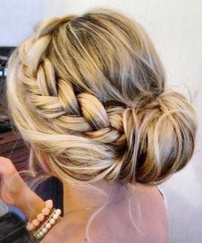 Crazy cute updos to try for winter formal - GirlsLife