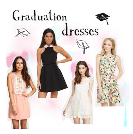 Spring Dresses for Graduation