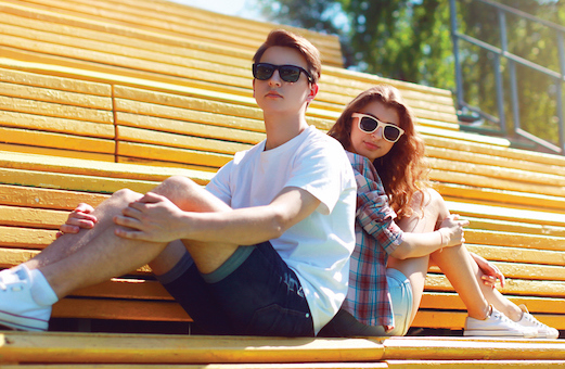 Signs he wants to be more than friends - GirlsLife