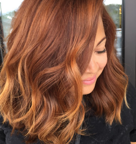 Spice Up Your Look With This Cool Autumn Color Girlslife