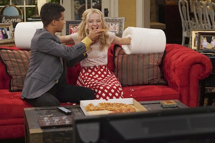 The Romance Is Real On Tonight S New Em Liv And Maddie Em
