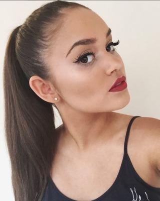 HairGoals: Madison Pettis spills on styling spirals - GirlsLife