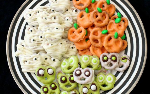 10 Easy Halloween Treats That Are Nightmarishly Cute Girlslife