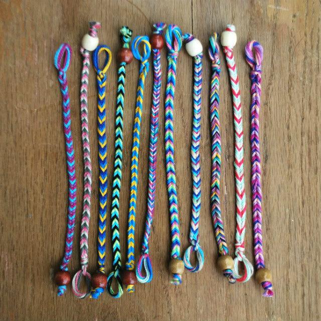 5 Fantastic Friendship Bracelets You Can Make At Home