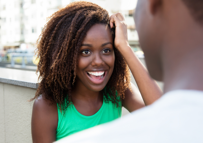 How to overcome fear of talking to girls