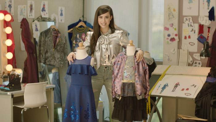 Sofia Carson Spills All About Evie Inspired Em D2 Em Fashion Lines Girlslife