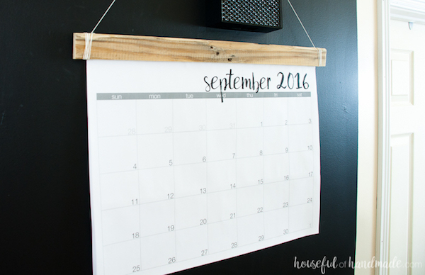 schedule all the things with these cute wall calendars girlslife