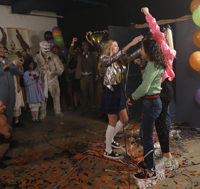 Lizzy Greene spills spooky deets on Nick's <em>Ultimate Halloween