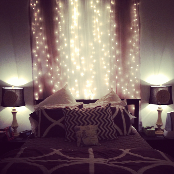 Bedroom Light Fixtures Ideas: Turn Your Room Into A Haunted (but Cute) House With This