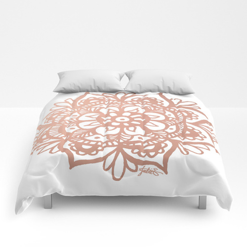 The Perfect Rose Gold Accessories To Glam Up Your Room