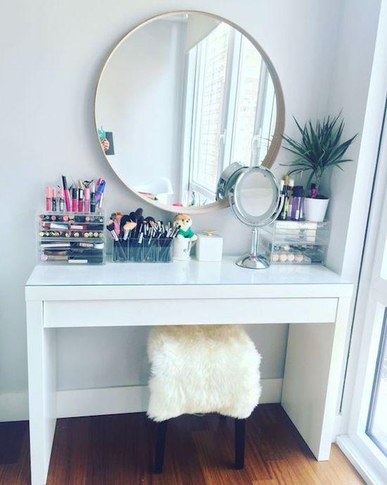 10 Vanities Every Makeup Lover Needs Girlslife