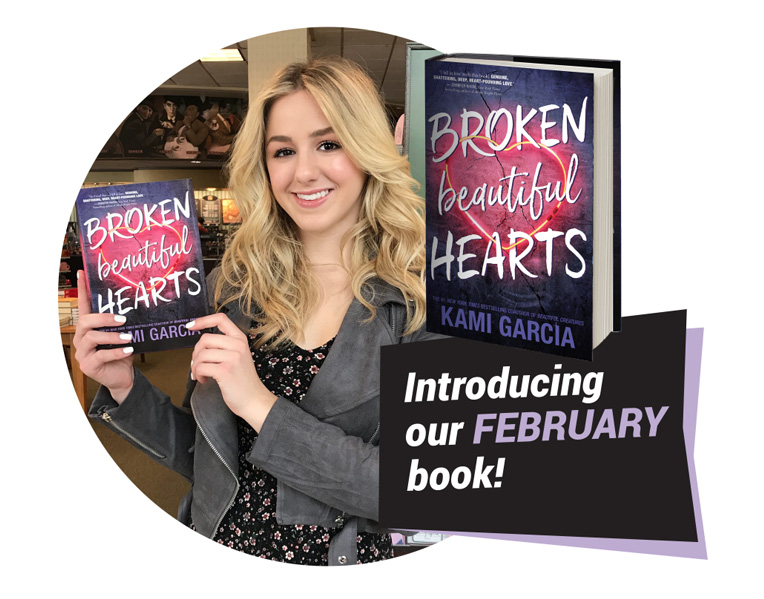broken book club It was heartbreaking and inspiring experience to read the readers of broken wheel recommend this novel would be a great read for book clubs.