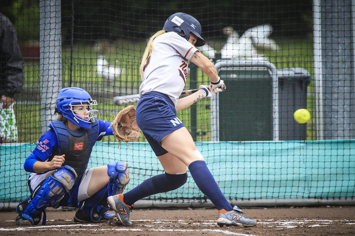This Girl S Softball Slip Up Up Was Not A Grand Slam Girlslife