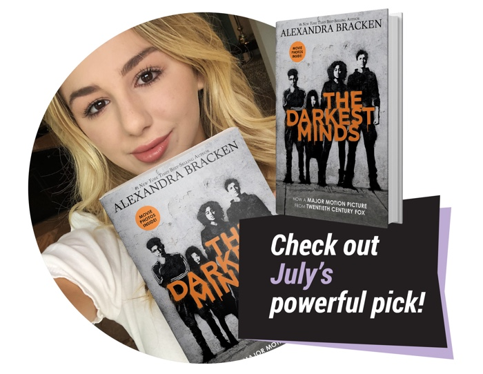310d31824b4a Welcome back to Chloe s Book Club — community for book lovers from Chloe  Lukasiak and Girls  Life magazine. We re in the heat of the summer and it s  ...