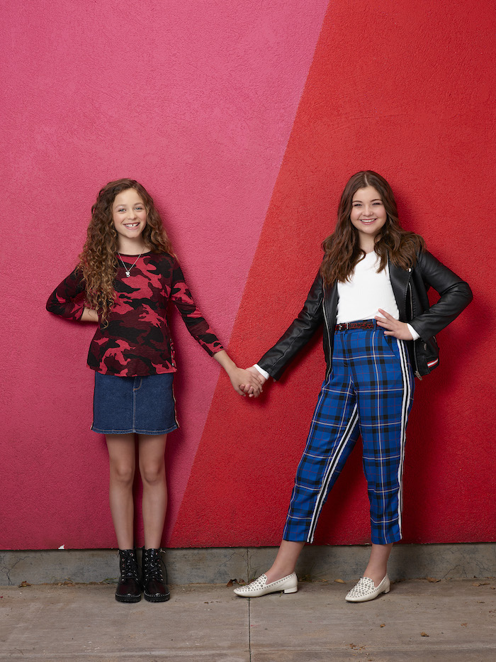 Meet the BFFs from Fast Layne : Sophie Pollono and Sofia ...